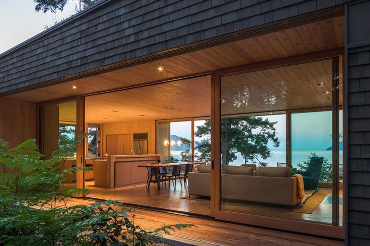 Lone Madrome is a one storey home located on Orcas Island, one of the San Juan Island archipelagos off the coast of Washington, USA. Designed by Heliotrope Architects, the home...