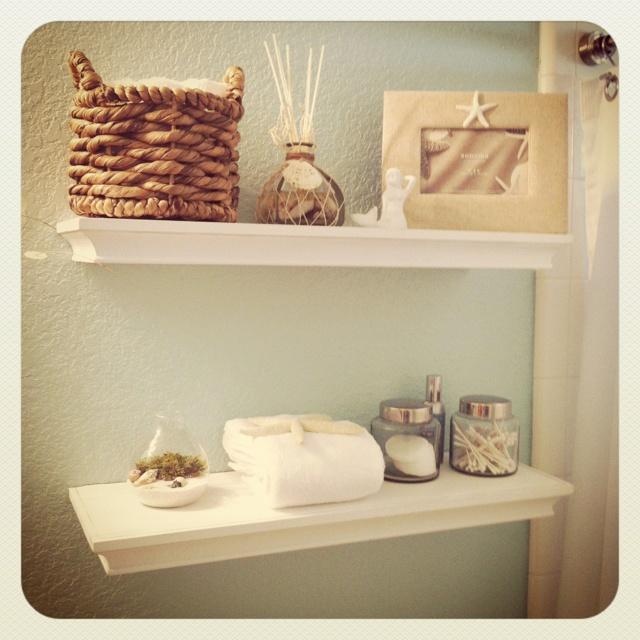 261 Best Beach Bathroom Ideas Images On Pinterest | Beach Bathrooms,  Bathroom Ideas And Shells