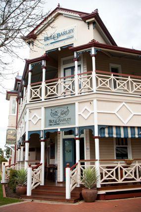 Iconic Bull and Barley Inn at Cambooya #toowoombaregion