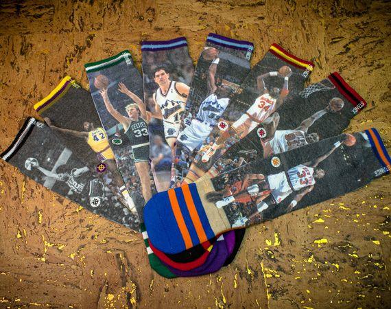 larry bird elite socks - photo #37