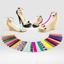 A woman feels more confident and looks sexier with these heels.