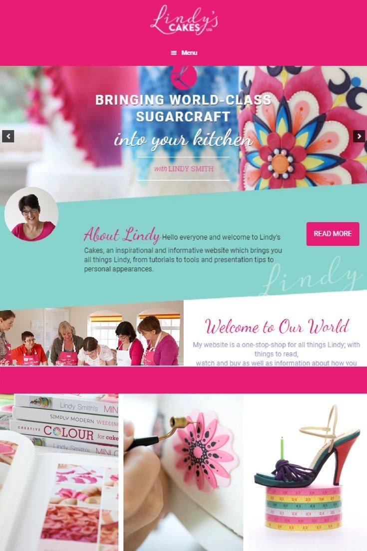 Lindy\'s Cakes: Inspiring Creating Sharing. Home of international ...