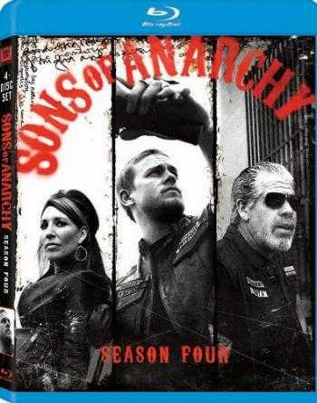 Sons of Anarchy: Season Four comes to Blu-ray and DVD on August 28th from Fox Home Entertainment and M's giving away two copies of the Blu-ray edition!