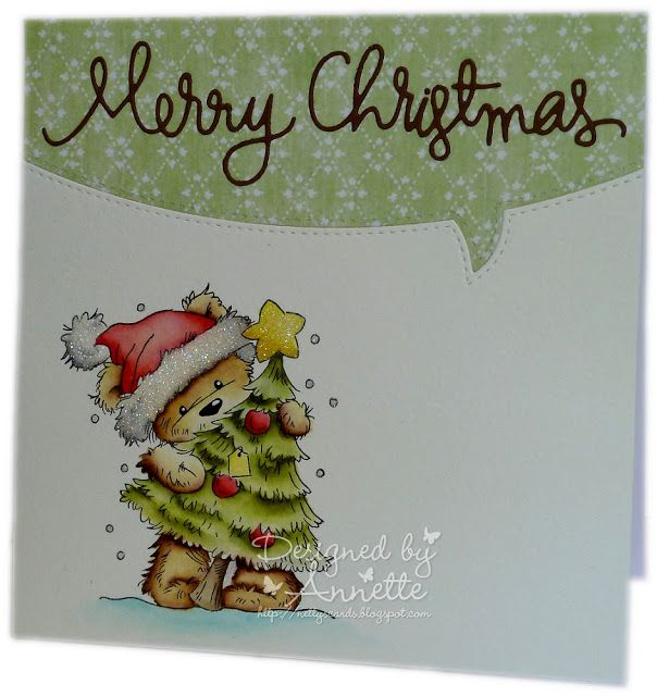 Netty's Cards: James and the Giant Tree