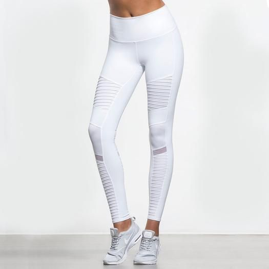 Check out these chic yoga pants you can rock from the studio to the street.