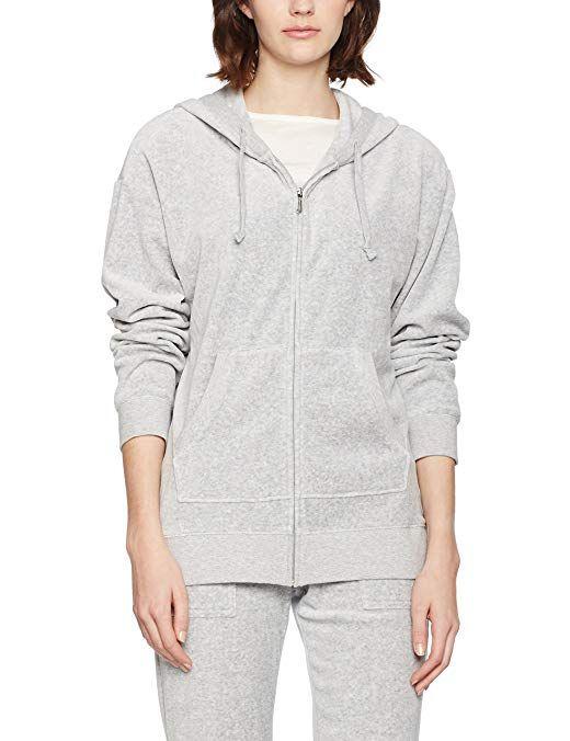 3f14c4b40320 Juicy Couture Black Label Women s Velour Beachwood Jacket Review ...