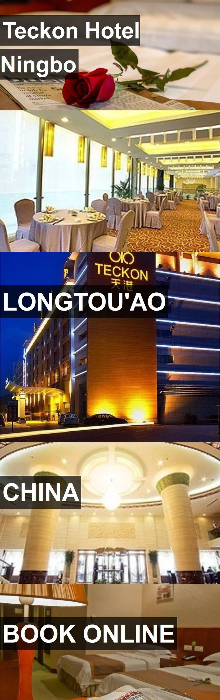 Teckon Hotel Ningbo in Longtou'ao, China. For more information, photos, reviews and best prices please follow the link. #China #Longtou'ao #travel #vacation #hotel