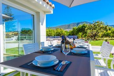 Ferienhaus Malaga Costa del Sol Andalusien mit schwimmbad privat  für 8 Personen