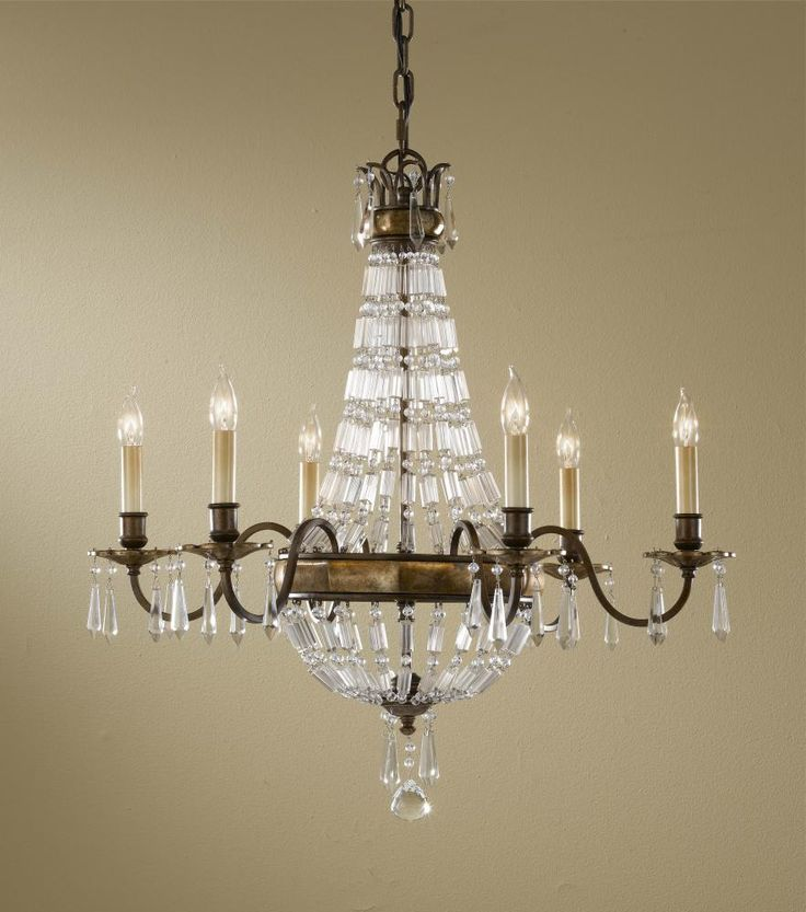 Oxidized Bronze And British Chandelier Feiss Lighting From The Original Bowery Lights Our Large Collection Save On