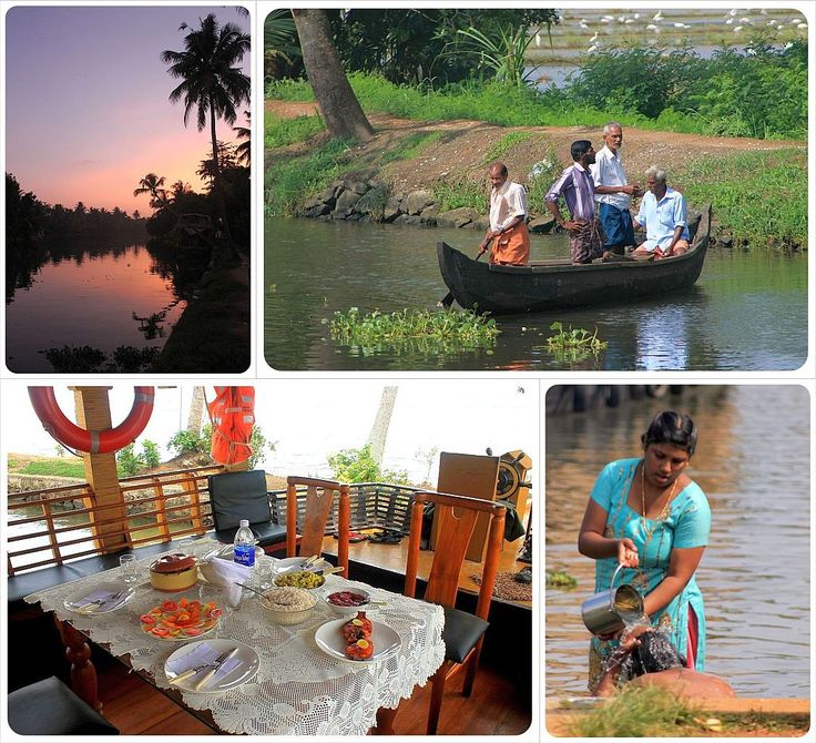 We put together these tips on how to book a houseboat in Kerala, India in order to make your cruise out on the backwaters the magical experience it can be.