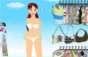 Barbie yazlık elbiselerini sizden istiyor siz giydiriyorsunuz. http://www.pikoyun.com/barbie-oyunlari/barbie-yazlik-elbise.html