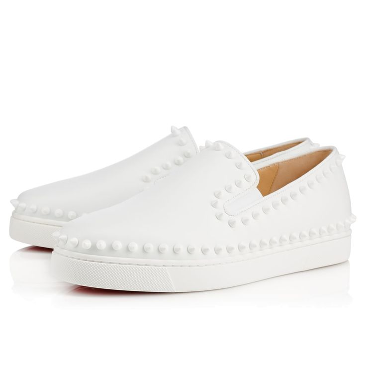 Christian Louboutin Zapato de barco fucsia