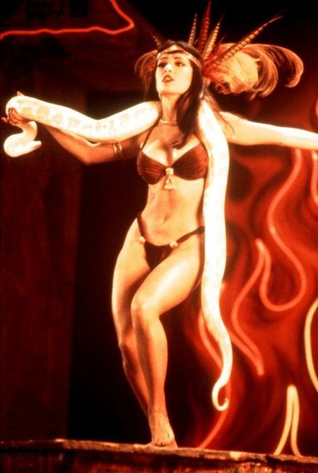 "Salma Hayek in ""From Dusk Till Dawn"" (1996)"