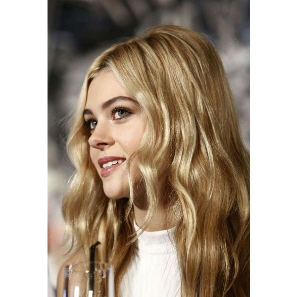 Nicola Peltz - Transformers: Age of Extinction Press Conference -06 -... ❤ liked on Polyvore featuring nicola peltz and nicola