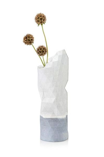 NEW Paper Vase Mini By Pepe Heykoop, Available At Www.