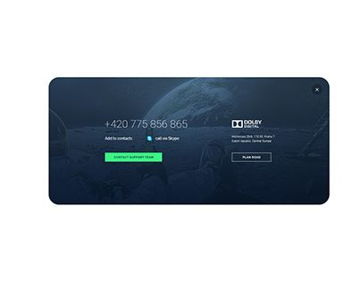 """Check out new work on my @Behance portfolio: """"Daily UI — footer"""" http://be.net/gallery/50455831/Daily-UI-footer"""