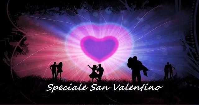 San Valentino è la Festa degli innamorati,un giorno da ricordare nel quale ci si scambia regali,pensierini,cioccolatini e dediche d'amore...