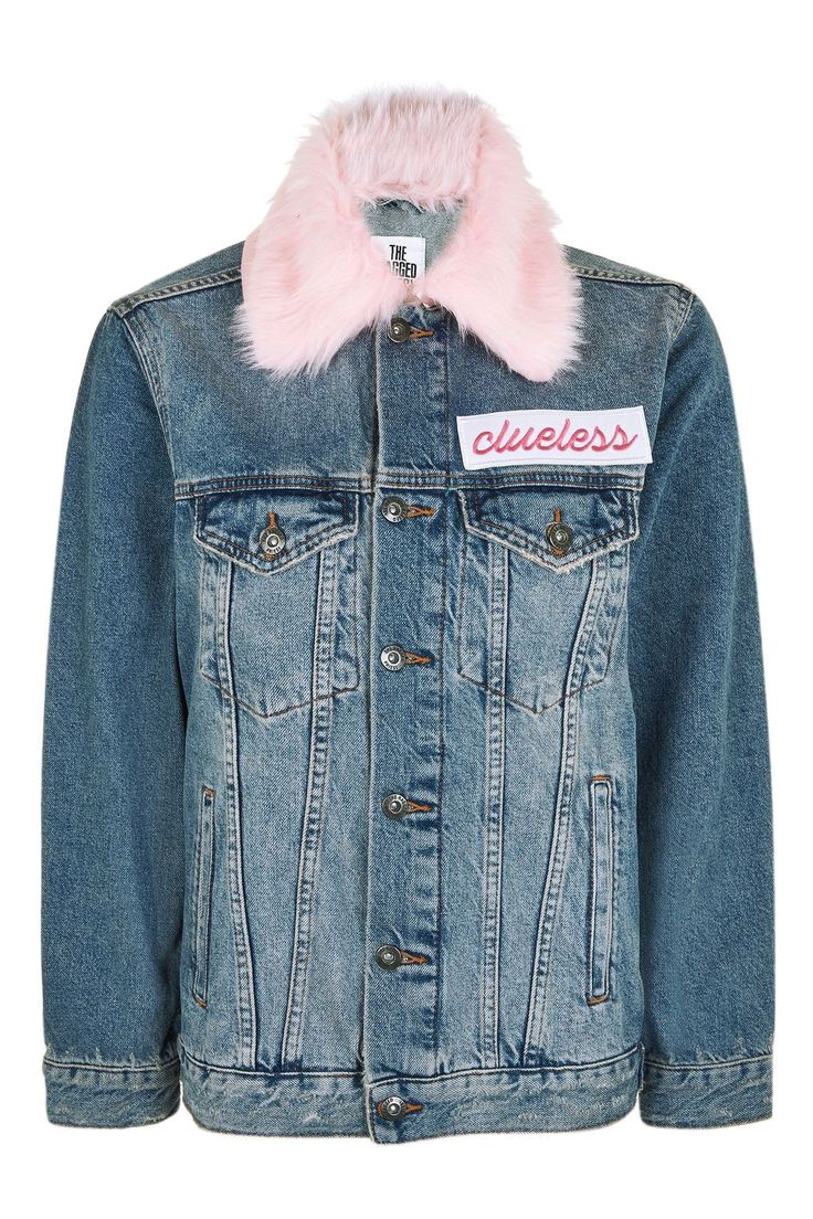 **Clueless Denim Jacket by Ragged Priest - New In This Week - New In - Topshop Europe