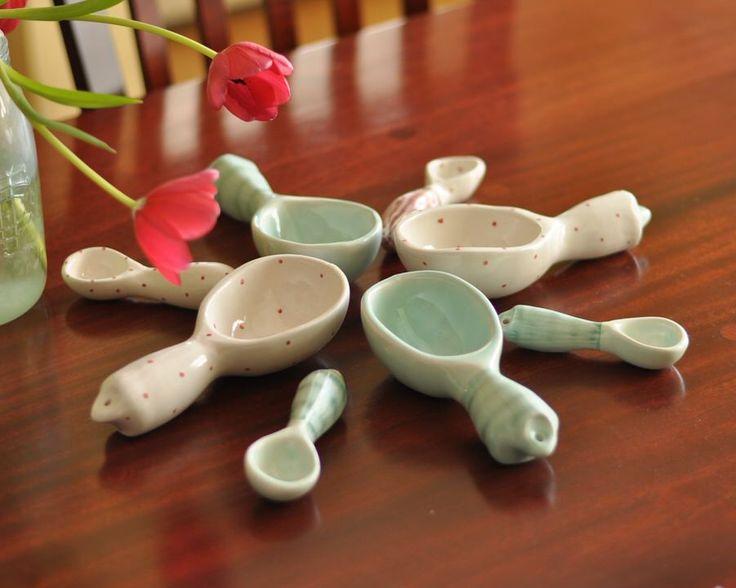 ceramic scoops LucyFagella.com