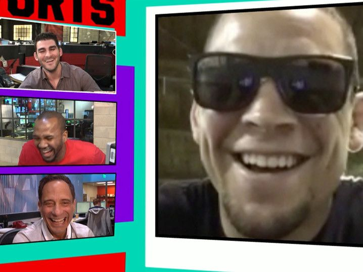 Nate Diaz to Conor McGregor -- I Don't Owe You a Rematch (VIDEO)