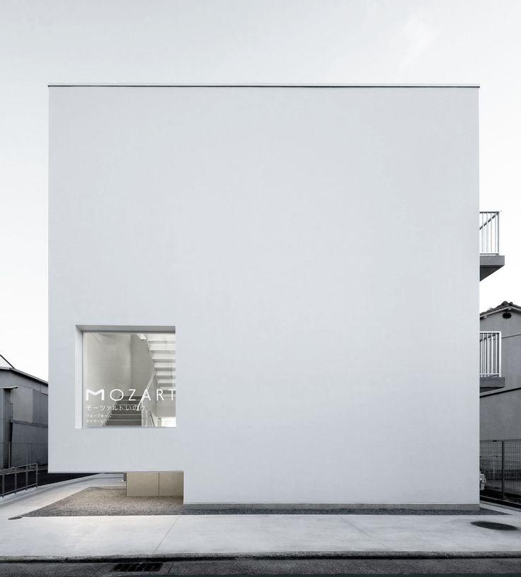 Morzart INORI / atelier KUU co.,ltd | Architecture | Minimal | ÍKΔRO ▲