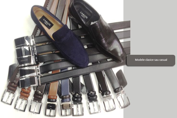 Classical or casual 100% Leather - for every ocasion