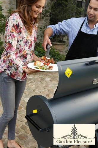 Met zijn 1,5 mm dikke stalen wanden is de Boretti Barilo een onverslijtbare bondgenoot voor de liefhebber van het echte houtskool barbecueën. Het authentieke design van de Barilo, dat verwijst naar de rookvaten van weleer, staat garant voor een perfecte warmtecirculatie en dus een heerlijk stukje vlees of vis. Meer info: http://www.gardenpleasure.nl/boretti_buitenkeuken_barilo.htm#utm_sguid=145993,c9bedafc-63d4-145e-b2fc-0d12114f5aea