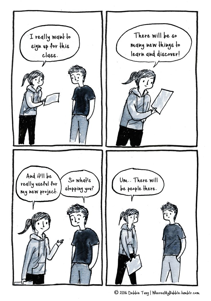 Best Introverts Images On Pinterest Book Lovers Instagram - Hilarious comics that every introvert will understand