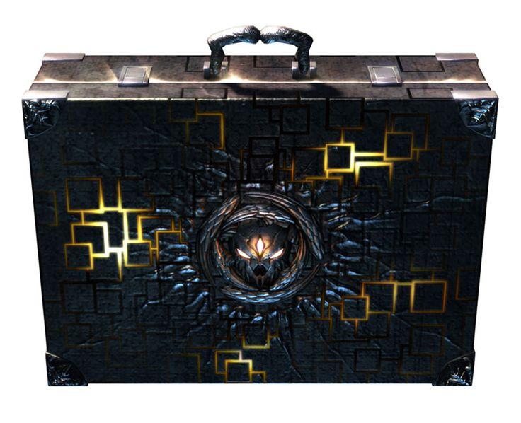 Pandora's Box, DMC