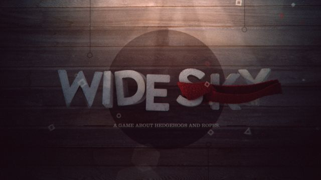Wide Sky Trailer by Marcus Eckert. I made a game and I made a trailer. And I'm really tired.