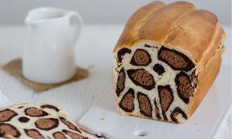 Dieser geniale Leoparden-Kuchen macht Gäste sprachlos … So backst Du ihn