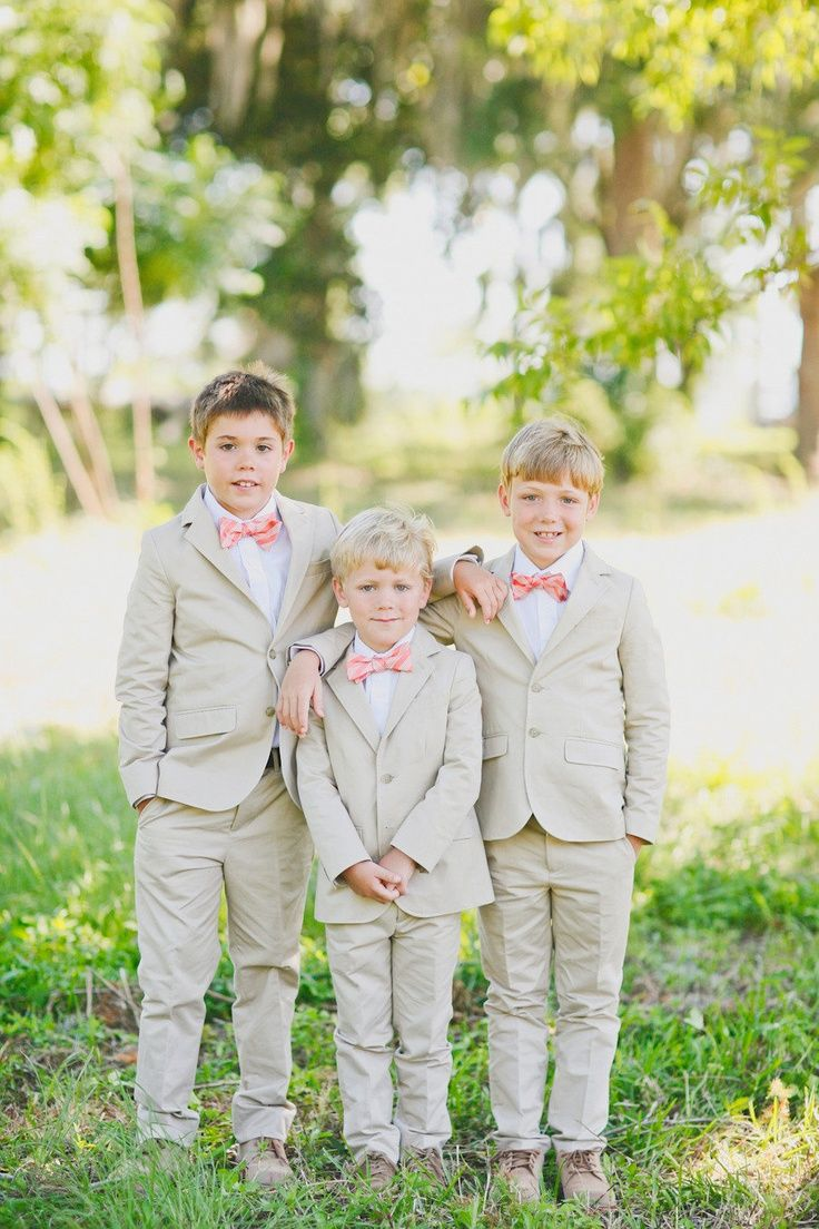 BLOG de las Quintas: Moda: Los pajes en una boda