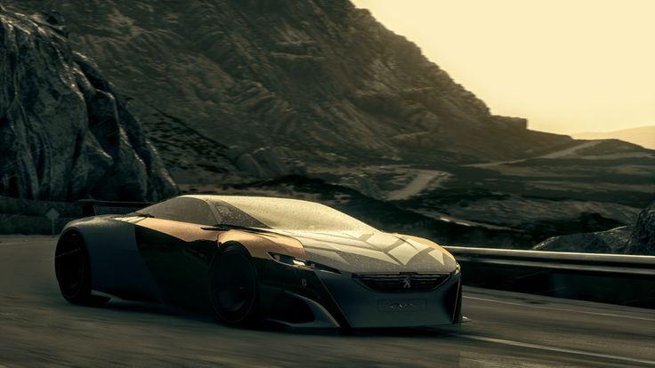 Photo de l'album Peugeot Onyx | DRIVECLUB (PS4) - GooglePhotos