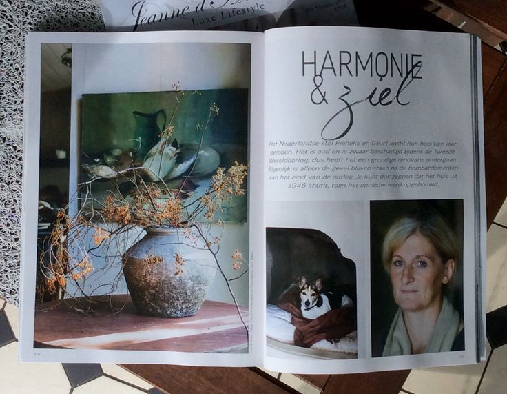 Interior article, in collaboration with Van Belkom Productions