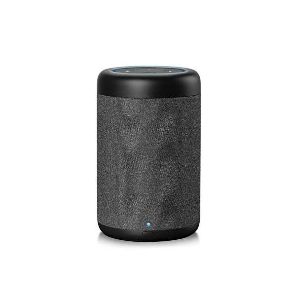 Ggmm D6 Portable Speaker For Amazon Echo Dot 2nd Generation 20w Powerful Stereo Speaker 5200mah Battery Powered True 360 Speaker With 20h Playing Time For Bedroom Kitchen Living Room Amazon Echo