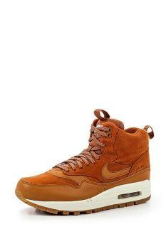 Кроссовки Nike, цвет: коричневый. Артикул: NI464AWFMW41. Женская обувь