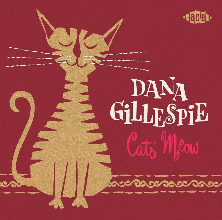 Dana Gillespie - Cats' Meow, Red