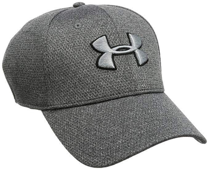 808270ea2b8 Under Armour Men s Heathered Blitzing Cap Review