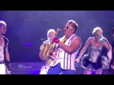 eurovision moldova unicycle