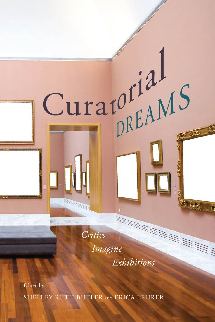 "In ""Curatorial Dreams"", fourteen authors from disciplines throughout the social sciences and humanities propose exhibitions inspired by their research and critical concerns to creatively put theory into practice."