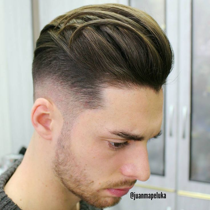 Excellent 389 Best Images About Mens Hair On Pinterest Cool Hairstyles Hairstyle Inspiration Daily Dogsangcom