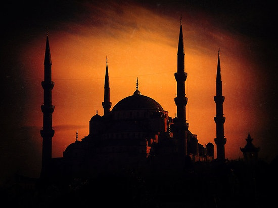 İstanbul   one of my 3 favorite cities...
