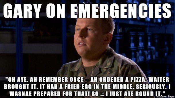 Gary tank Commander #Netflix