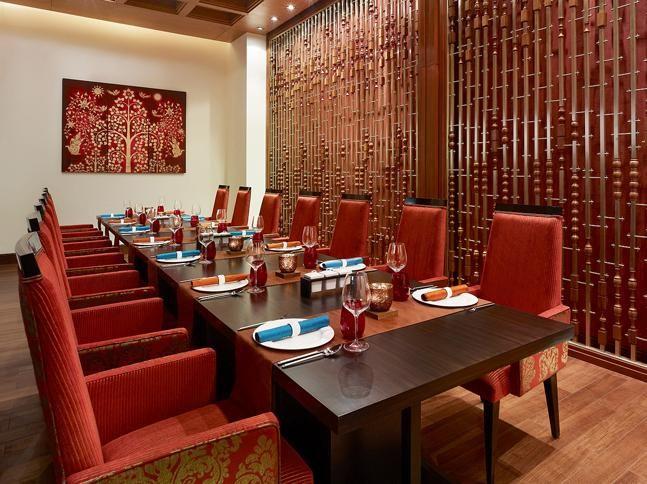 Thai Pavilion -  the country's first and best loved Thai restaurant.#ThaiPavilion #Gurgaon #ThaiCuisine #ThaiFood http://www.vivantabytaj.com/gurgaon