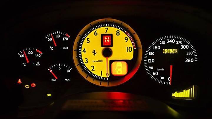 Ferrari F430 Dashboard Automobili Pinterest Ferrari