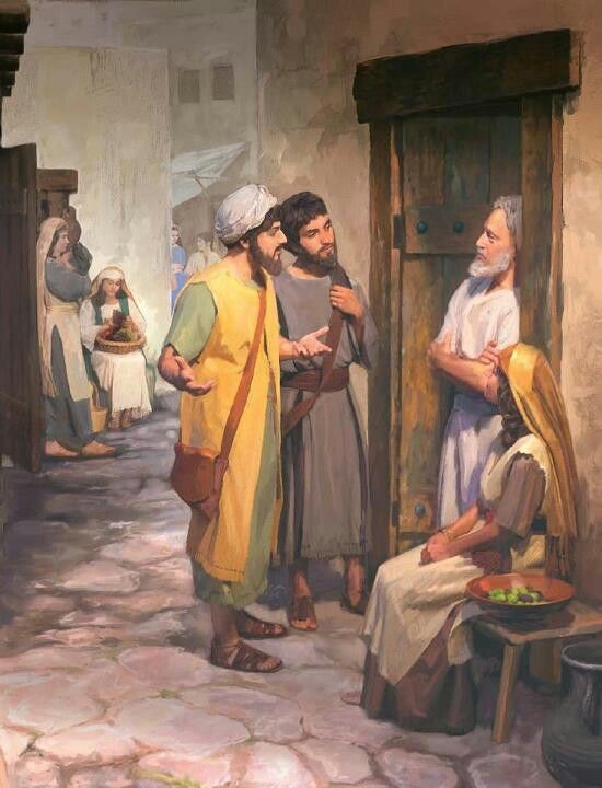 Marcos 6:11 Y si en algún lugar no os recibieren ni os oyeren, salid de allí, y sacudid el polvo que está debajo de vuestros pies, para testimonio a ellos. De cierto os digo que en el día del juicio, será más tolerable el castigo para los de Sodoma y Gomorra, que para aquella ciudad.