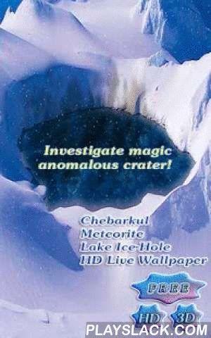"""3D Chebarkul Meteor Hole Free  Android App - playslack.com ,  Echt Full HD, echt 3D.Geen statische foto's - echt 3D Animatie in Full HD uiterlijk.Meteorietinslag gebied: Chelyabinsk, het Midden-Centrum van Rusland.Oeral regio waar het op vrijdag 15 sloeg op 2o13.Precies op de Developer's verjaardag blijde gebeurtenis!De grote vuurbal als gekke wetenschappers noemen hem een """"superbolide"""" waargenomen op de ochtend van 15 februari 2013, in de lucht de omgeving van Chelyabinsk, Rusland, werd…"""