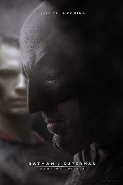"""""""Batman vs. Superman: Dawn of Justice"""" - can't wait for it to come out!"""