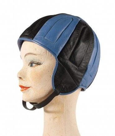 vintage Leather helmet 60s