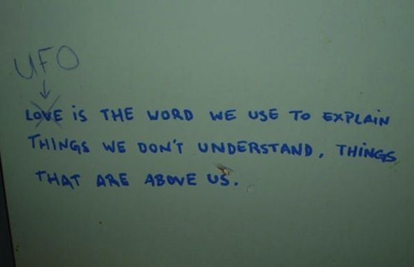 Wise Words From Bathroom Stalls